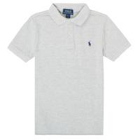Kleidung Jungen Polohemden Polo Ralph Lauren TUSSA Grau