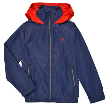Kleidung Jungen Jacken Polo Ralph Lauren AMINA Marine