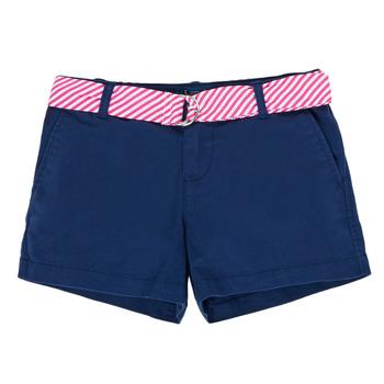 Kleidung Mädchen Shorts / Bermudas Polo Ralph Lauren FILLI Marine