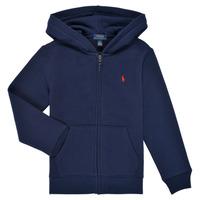 Kleidung Jungen Sweatshirts Polo Ralph Lauren SIDOINE Marine