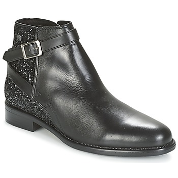 Schuhe Damen Boots Betty London NORINA Schwarz