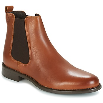 Schuhe Damen Boots Betty London NORA Camel