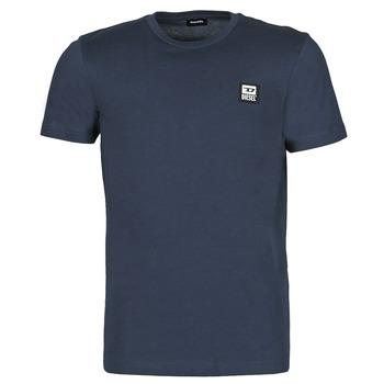 Kleidung Herren T-Shirts Diesel  Marine