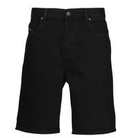 Kleidung Herren Shorts / Bermudas Diesel A02648-0HBAG-02 Schwarz