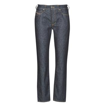 Kleidung Damen Straight Leg Jeans Diesel D-JOY Blau