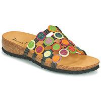 Schuhe Damen Sandalen / Sandaletten Think JULIA Rot / Grün