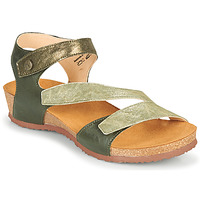 Schuhe Damen Sandalen / Sandaletten Think DOUMIA Grün