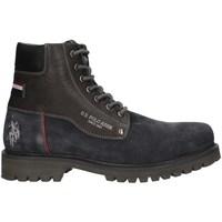 Schuhe Herren Boots U.s Polo Assn BORAL4132W0/SL1 Stiefel Harren BLAU BLAU