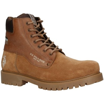 Schuhe Herren Boots U.s Polo Assn BORAL4132W0/SL1 Stiefel Harren BRAUN BRAUN