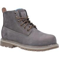 Schuhe Damen Sicherheitsschuh Amblers Safety  Grau