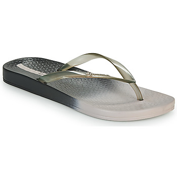 Schuhe Damen Zehensandalen Ipanema IPANEMA COLORFUL FEM Grau / Schwarz