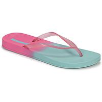 Schuhe Damen Zehensandalen Ipanema IPANEMA COLORFUL FEM Blau / Rose