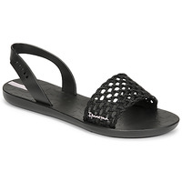 Schuhe Damen Sandalen / Sandaletten Ipanema IPANEMA BREEZY SANDAL FEM Schwarz