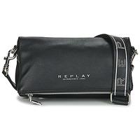 Taschen Damen Umhängetaschen Replay FW3082-A0363C Schwarz