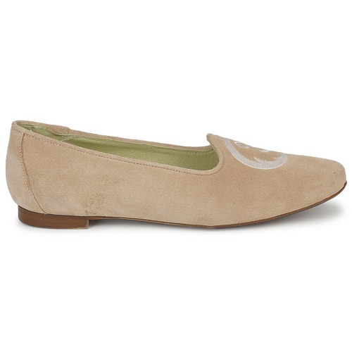 CALK  Stephane Gontard  slipper  damen  beige
