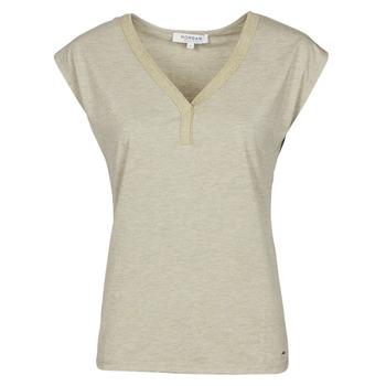 Kleidung Damen T-Shirts Morgan DMAYA Beige