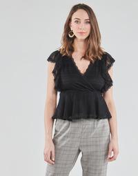 Kleidung Damen Tops / Blusen Morgan DARLEY Schwarz