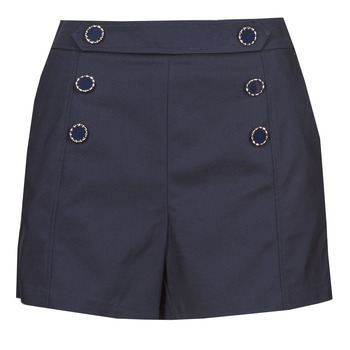Kleidung Damen Shorts / Bermudas Morgan SHORA Marine