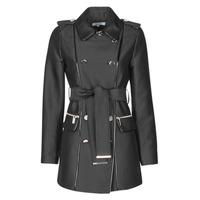 Kleidung Damen Trenchcoats Morgan GAZELLE Schwarz