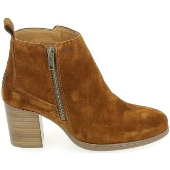 Schuhe Damen Ankle Boots TBS Rosalia Cognac Braun