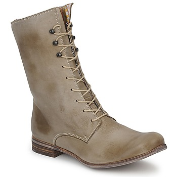 Schuhe Damen Boots Stephane Gontard REGAIN Grau