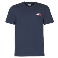 Kleidung Herren T-Shirts Tommy Jeans TJM TOMMY BADGE TEE Marine
