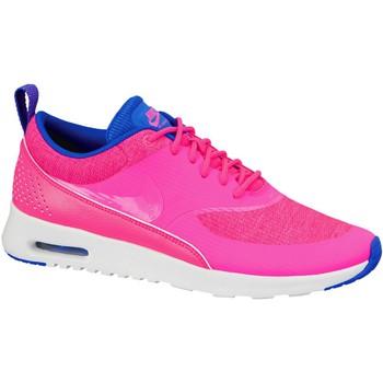 Schuhe Damen Sneaker Low Nike Air Max Thea Prm Wmns  616723-601 Pink