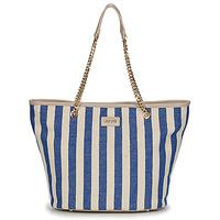 Taschen Damen Shopper / Einkaufstasche Liu Jo SICURA XL TOTE Beige / Blau