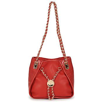Taschen Damen Umhängetaschen Liu Jo IMPREVEDIBILE S DRAWSTRING Rot