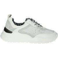 Schuhe Damen Sneaker Low Meline 530 Weiss