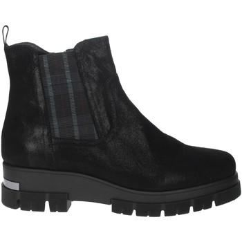 Schuhe Damen Boots Repo B31230-I0 Schwarz