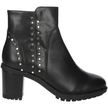 Schuhe Damen Low Boots Repo B22435-I0 Schwarz