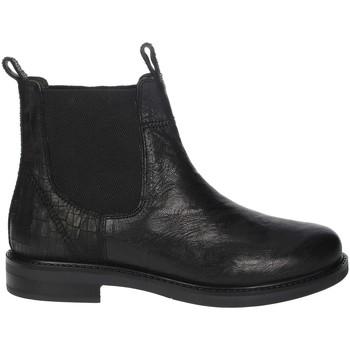Schuhe Damen Boots Repo B15438-I0 Schwarz