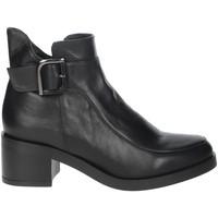 Schuhe Damen Low Boots Repo B14430-I0 Schwarz