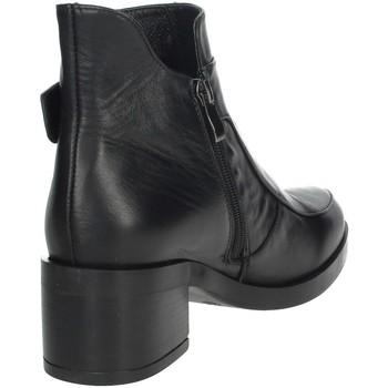 Repo B14430-I0 Schwarz - Schuhe Low Boots Damen 9240