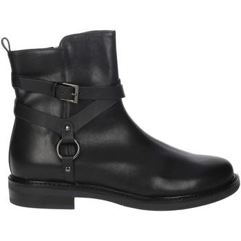 Schuhe Damen Boots Repo B1420-IO Schwarz