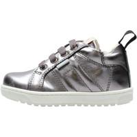 Schuhe Jungen Sneaker Low Balducci - Polacchino grigio CSP4105 ARGENTO