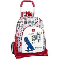 Taschen Kinder Schultaschen / Schulranzen mit Rollen Algo De Jaime 611955860 Blanco