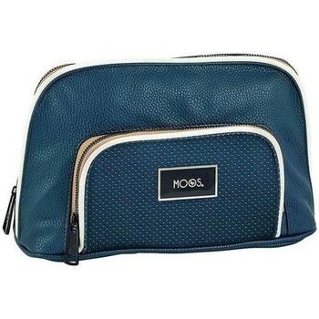 Taschen Damen Kosmetiktasche Moos 811965840 Azul marino