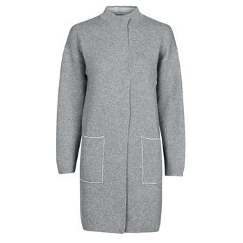 Kleidung Damen Mäntel Benetton 1132E9071-507 Grau