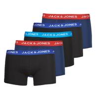 Unterwäsche Herren Boxer Jack & Jones JACLEE X5 Blau
