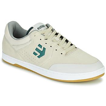Schuhe Herren Sneaker Low Etnies MARANA Weiss / Grün