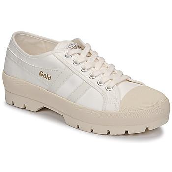 Schuhe Damen Sneaker Low Gola COASTER PEAK Naturfarben