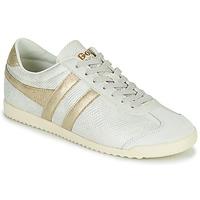 Schuhe Damen Sneaker Low Gola BULLET LIZARD Beige / Gold