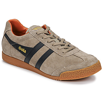 Schuhe Herren Sneaker Low Gola HARRIER Beige / Marine