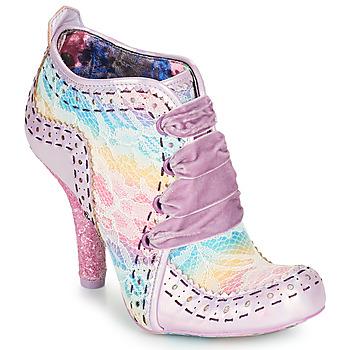 Schuhe Damen Ankle Boots Irregular Choice ABIGAIL'S THIRD PARTY Rose / Violett