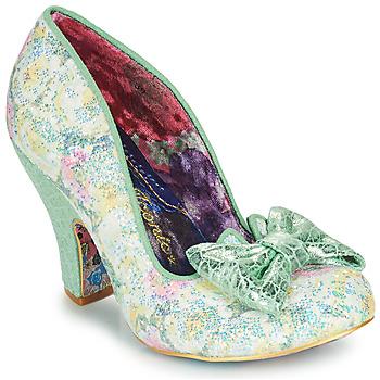 Schuhe Damen Pumps Irregular Choice NICK OF TIME Grün