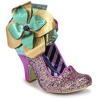Schuhe Damen Pumps Irregular Choice CHRYSALIS Violett