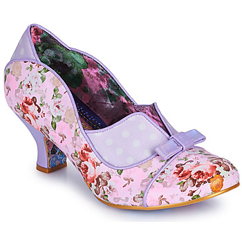 Schuhe Damen Pumps Irregular Choice HOLD UP Violett