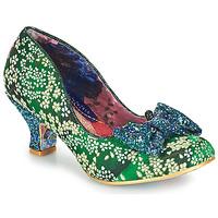 Schuhe Damen Pumps Irregular Choice DAZZLE RAZZLE Grün / Blau